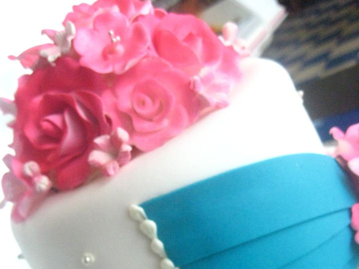 Tmx 1364840005829 003 Alexandria, VA wedding cake