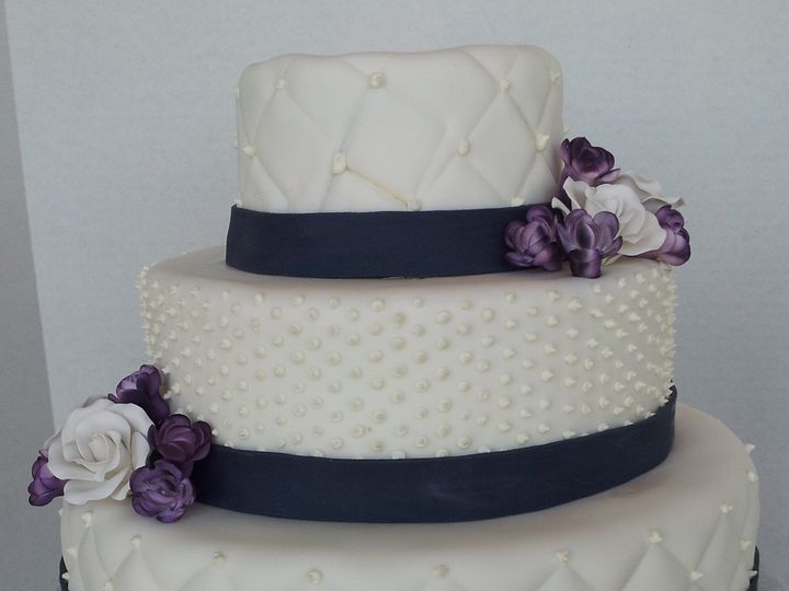 Tmx 1370703000188 20130427135521 Alexandria, VA wedding cake