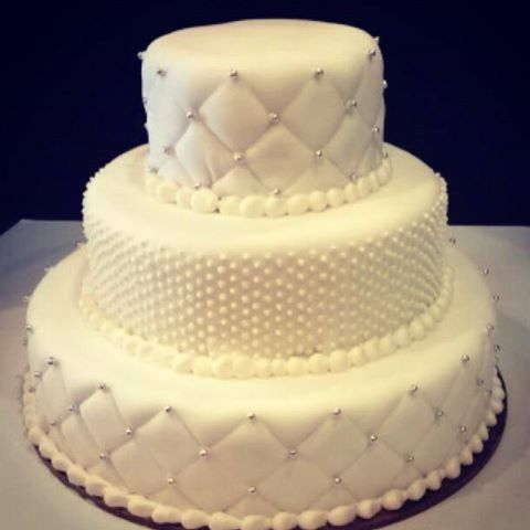 Tmx 1371408395075 Weddingcake2 Alexandria, VA wedding cake