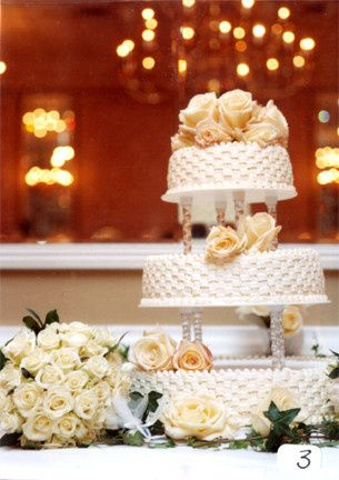 Tmx 1371487898889 Cake003md Alexandria, VA wedding cake