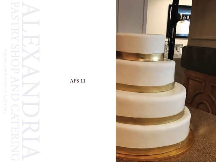 Tmx 14 51 160 159406009995935 Alexandria, VA wedding cake