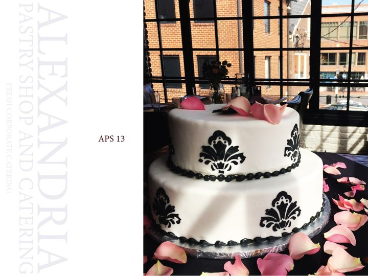 Tmx 16 51 160 159406010295080 Alexandria, VA wedding cake