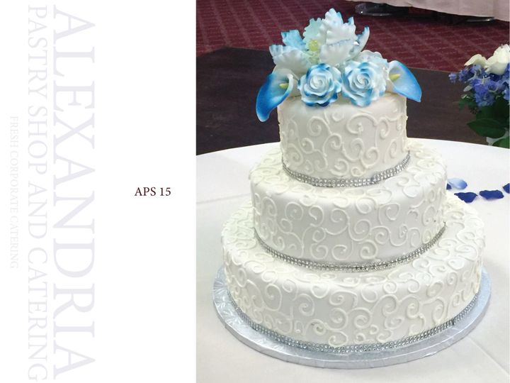 Tmx 18 51 160 159406010211946 Alexandria, VA wedding cake