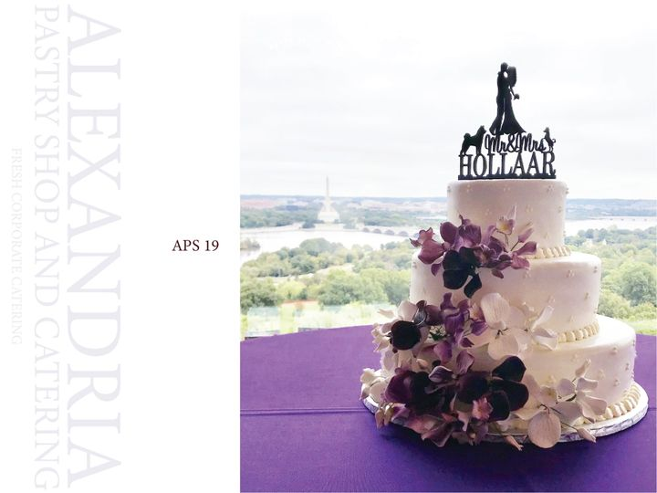 Tmx 22 51 160 159406010797777 Alexandria, VA wedding cake