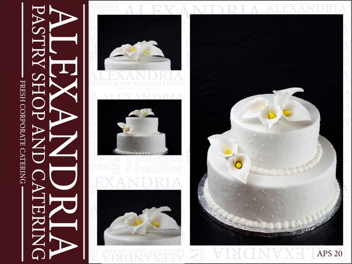 Tmx 23 51 160 159406010644364 Alexandria, VA wedding cake