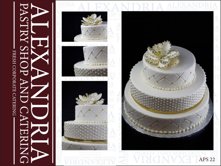Tmx 25 51 160 159406011050709 Alexandria, VA wedding cake