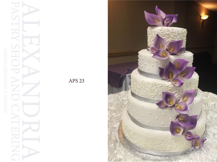 Tmx 26 51 160 159406010847344 Alexandria, VA wedding cake