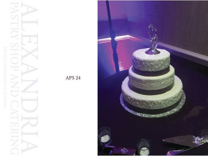 Tmx 27 51 160 159406010993349 Alexandria, VA wedding cake