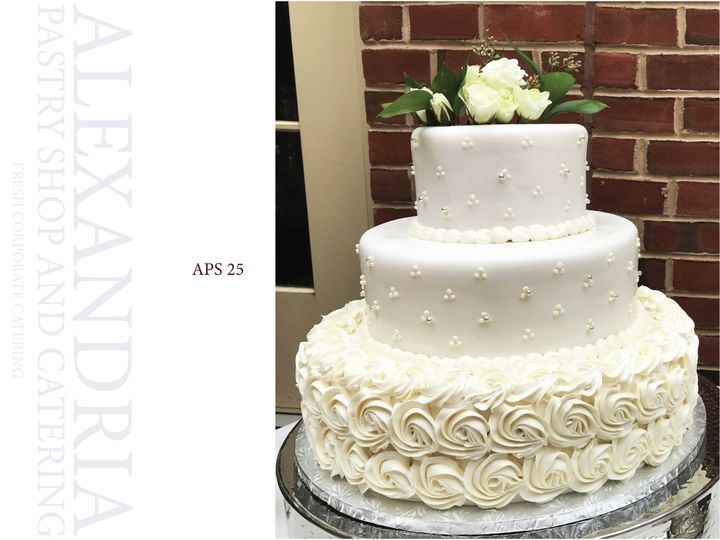 Tmx 28 51 160 159406010980066 Alexandria, VA wedding cake