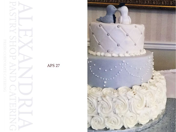 Tmx 30 51 160 159406011288384 Alexandria, VA wedding cake