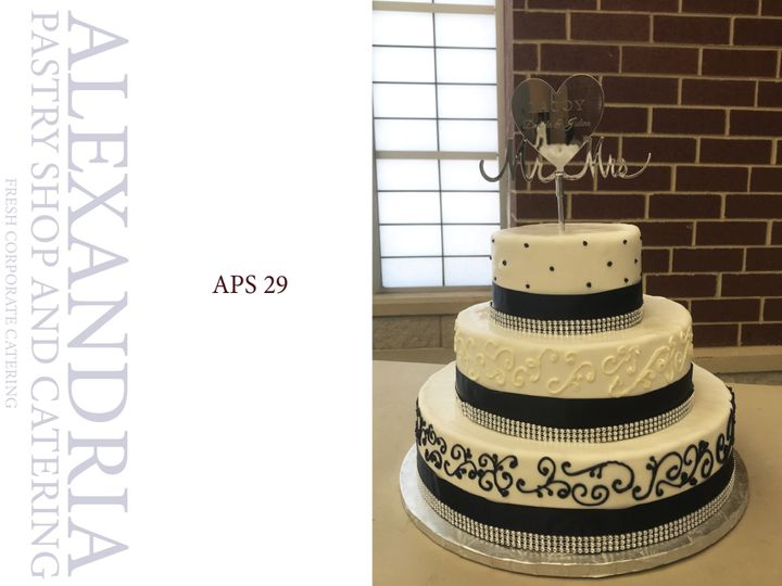 Tmx 32 51 160 159406011215752 Alexandria, VA wedding cake