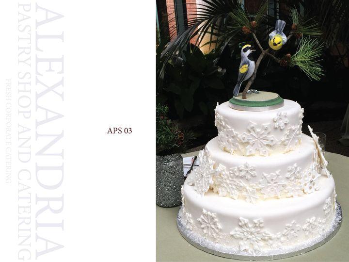 Tmx 6 51 160 159406009683229 Alexandria, VA wedding cake