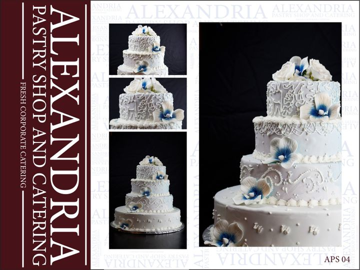 Tmx 7 51 160 159406009778333 Alexandria, VA wedding cake