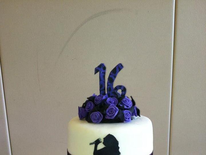 Tmx 1379513177829 16 Easton wedding cake