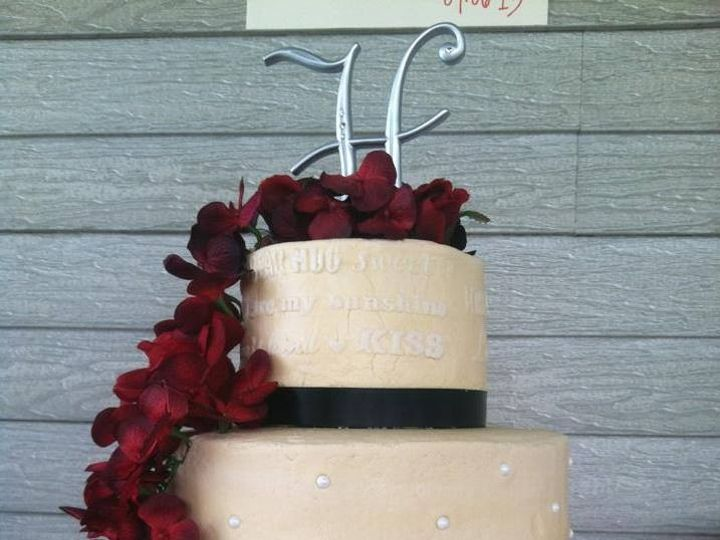Tmx 1379513201953 Cake Google Easton wedding cake
