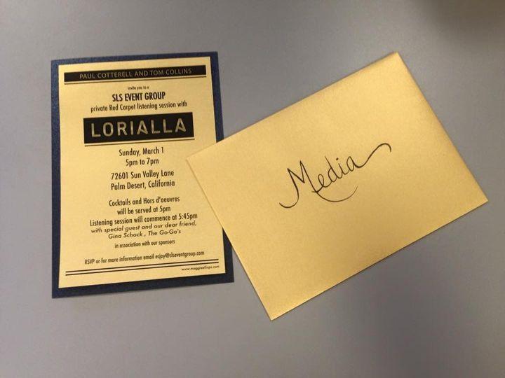 Tmx 1440169829949 Lorialla La Quinta wedding invitation