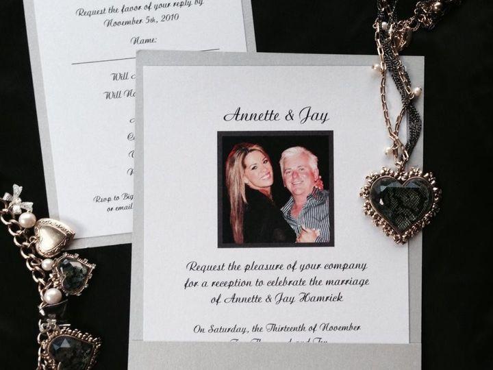 Tmx 1440169932378 Hamrick La Quinta wedding invitation