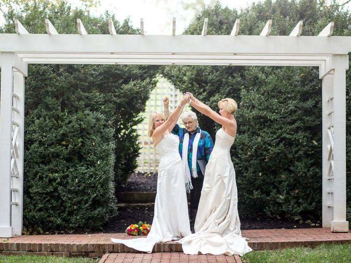 Tmx Celebrating 51 11160 Charlottesville, VA wedding officiant