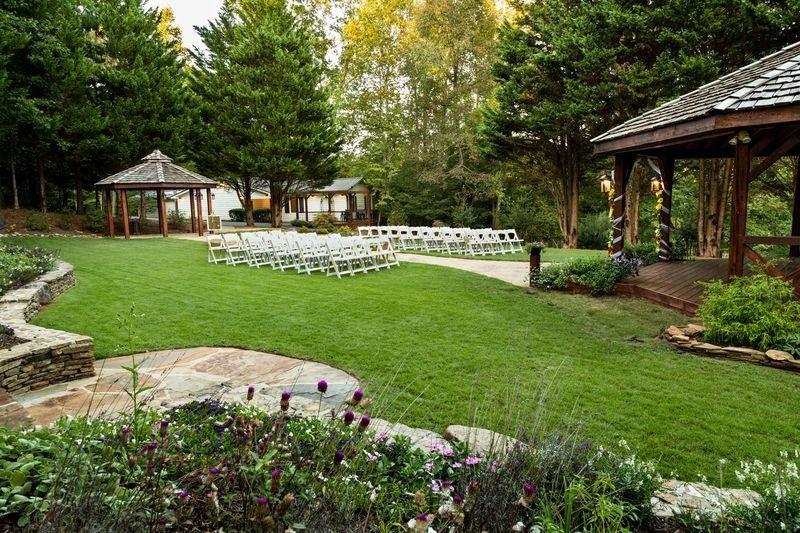 Fox Hollow Wedding Garden