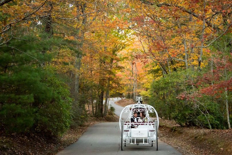 Just Married Ride