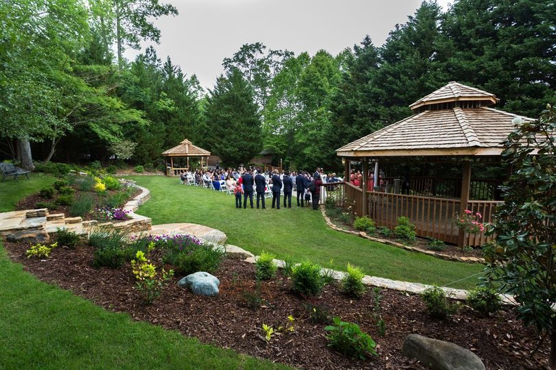 Fox Hollow Wedding Garden