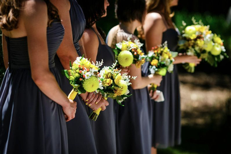 Wedidng bouquets