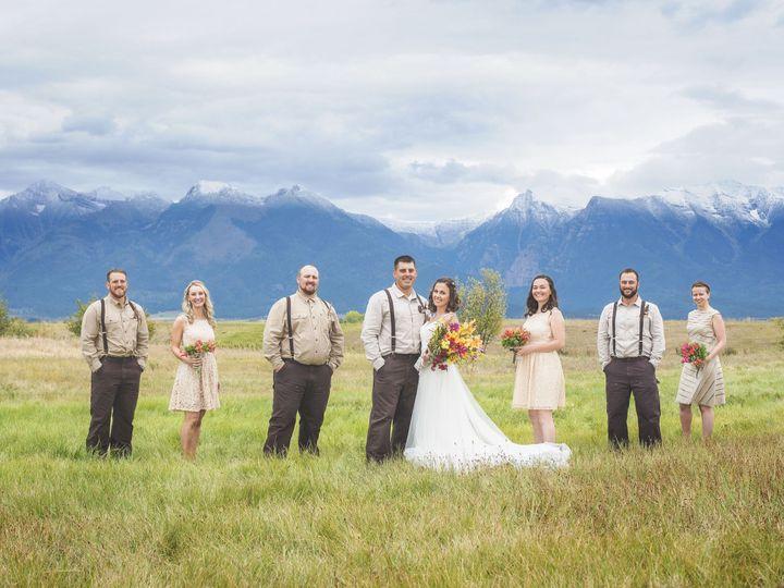 Tmx 1461294879620 Rugged Horizon Wedding Party Field Saint Ignatius, Montana wedding venue