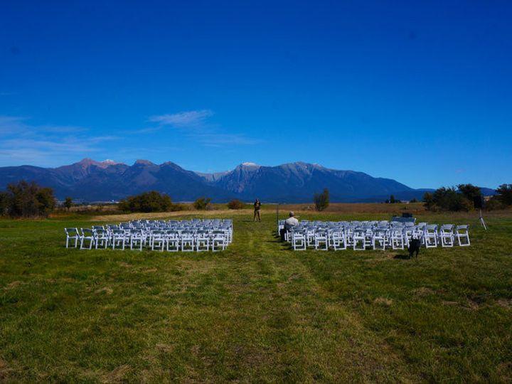 Tmx 1478874383828 Ruggedhorizonchairsmeadowpractice 11 Saint Ignatius, Montana wedding venue