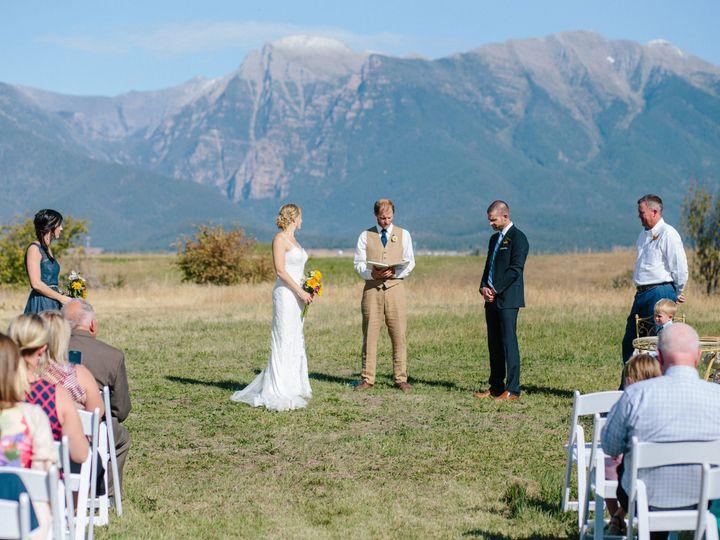 Tmx 1517076925 68a6fe545653ea94 1517076922 A9fbe0141c618fcc 1517076894213 7 Tracy Matt Ceremon Saint Ignatius, Montana wedding venue