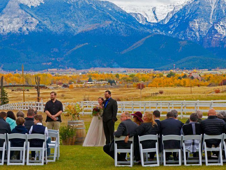 Tmx 1517078409 11f3c7c2bd66f411 1517078404 923ab8e6f150d455 1517078384596 1 Rugged Horizon Fal Saint Ignatius, Montana wedding venue