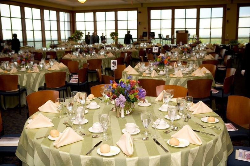 Conference Center At Montclair State Reviews Amp Ratings Wedding Ceremony Amp Reception Venue New