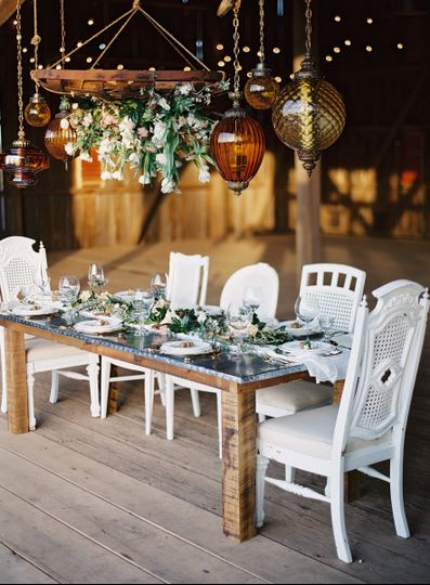 Something Vintage Rentals offers bespoke event styling packages that make your day uniquely yours.
