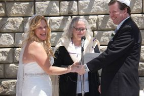 Rabbi Gail Nalven: Jewish and Interfaith Weddings