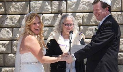 Rabbi Gail Nalven: Jewish and Interfaith Weddings