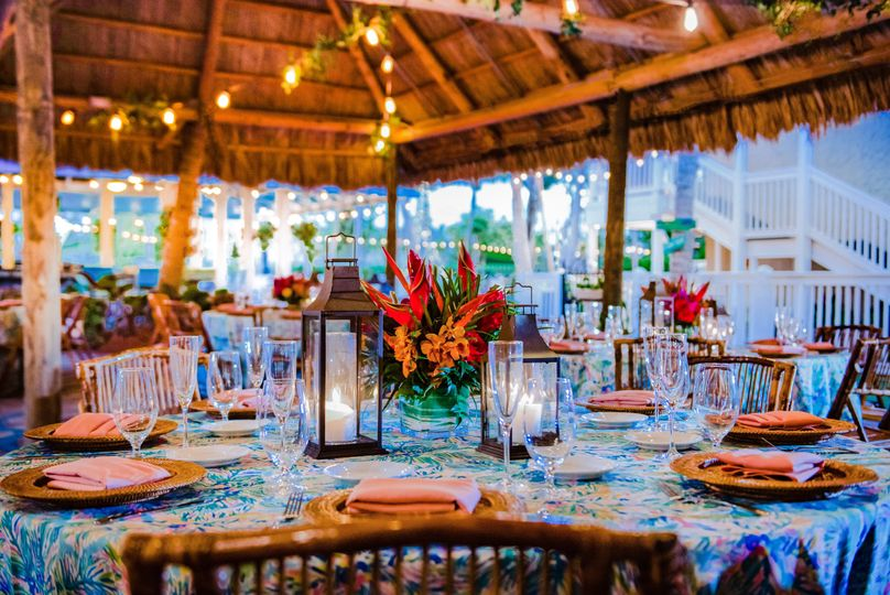 Cuban style wedding