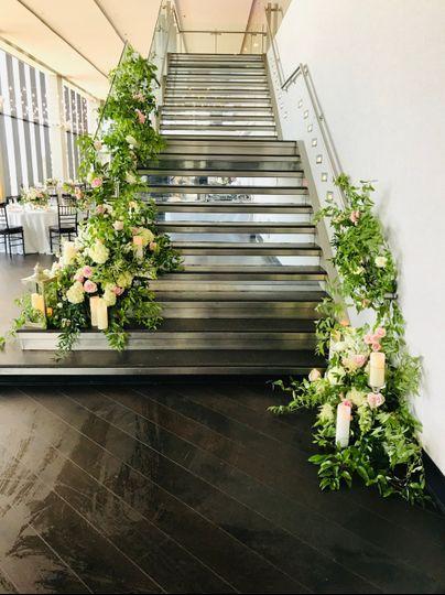 Stair Decoration