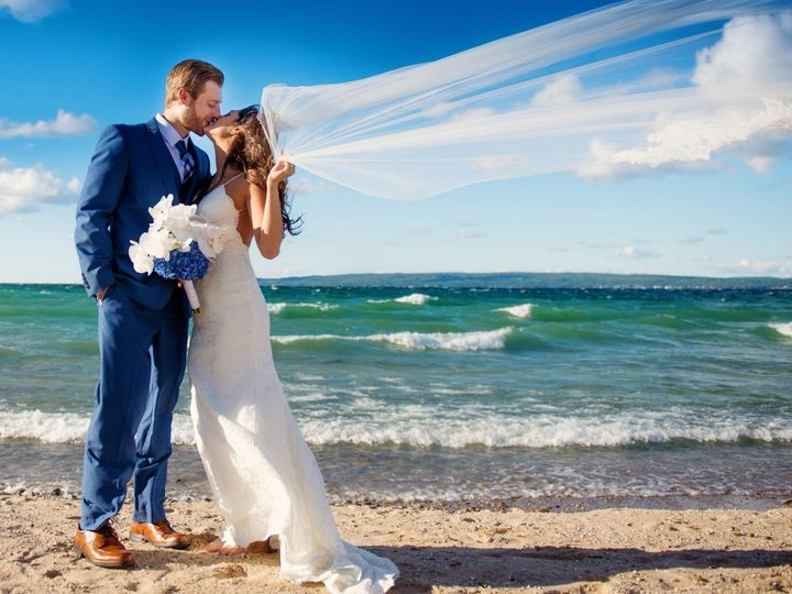 Tmx 1453758473575 Inn Bay Harbor Wedding Photographer Valeinwindlowr Petoskey, MI wedding venue