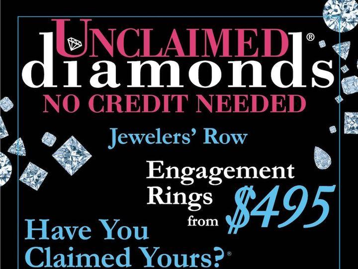 Tmx 1420001503295 Unclaimed Diamonds 22x21 V4 Philadelphia wedding jewelry