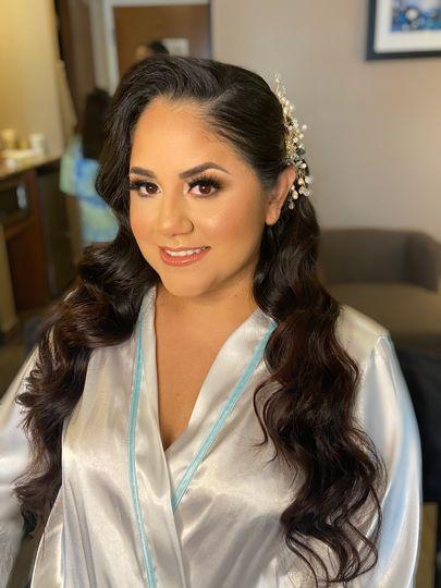Bride Claudia