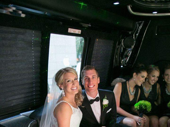 Tmx 1399858241460 Erynbobwedding38 Arlington Heights, IL wedding transportation