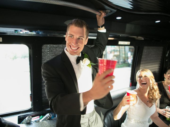 Tmx 1399858333190 Erynbobwedding39 Arlington Heights, IL wedding transportation