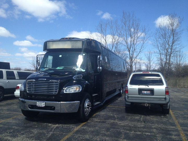 Tmx 1442437368116 Img0837 Arlington Heights, IL wedding transportation