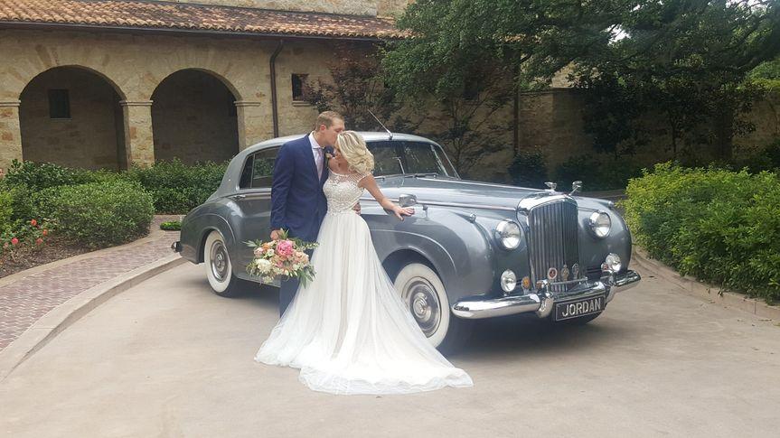 1960 Bentley at Royal Oaks