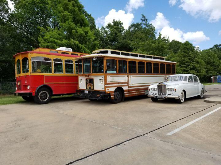 Ideal Wedding Transportation