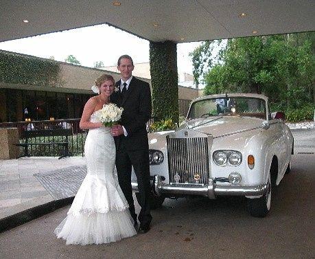 Tmx 1369943989130 Beautiful Outdoor Wedding At The Houstonian Houston, Texas wedding transportation