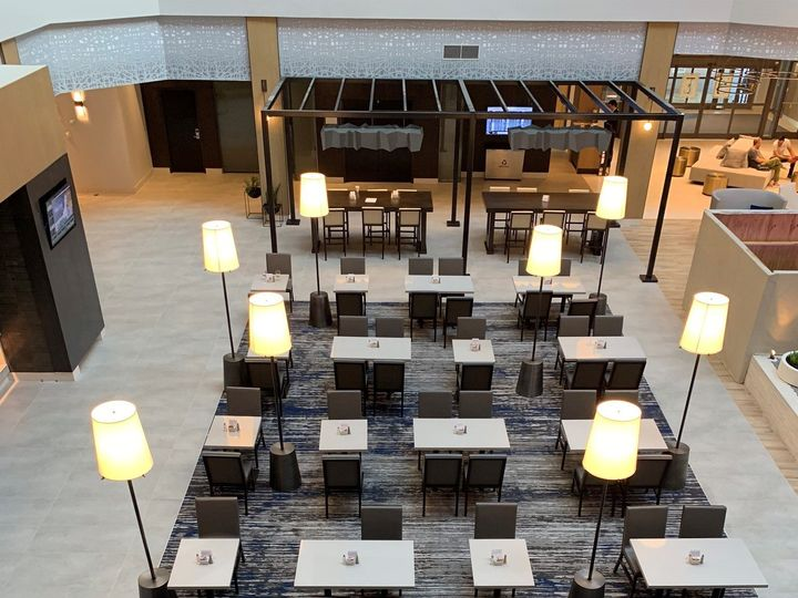 Tmx Atrium1 Seating 51 29160 157419676038764 Cary, NC wedding venue