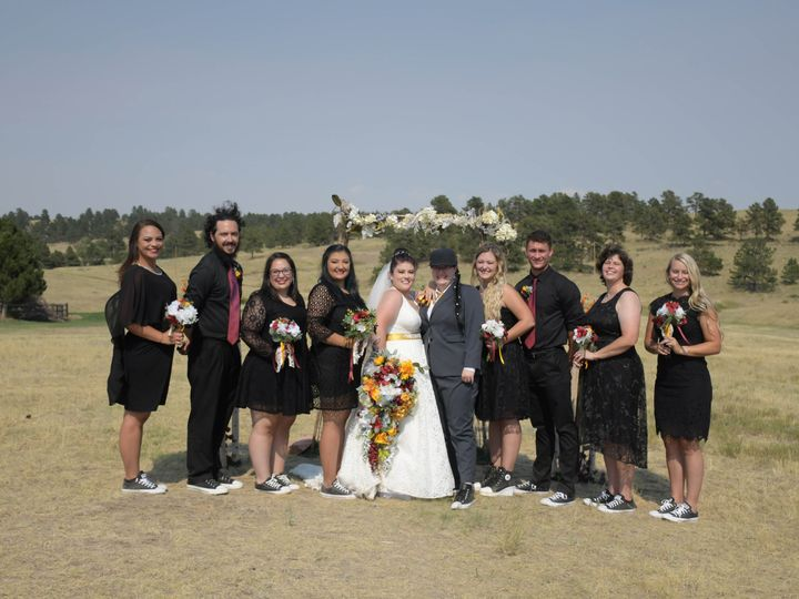 Tmx Lorra And Laci Wedding Party 51 679160 160338822710259 Bennett, CO wedding planner