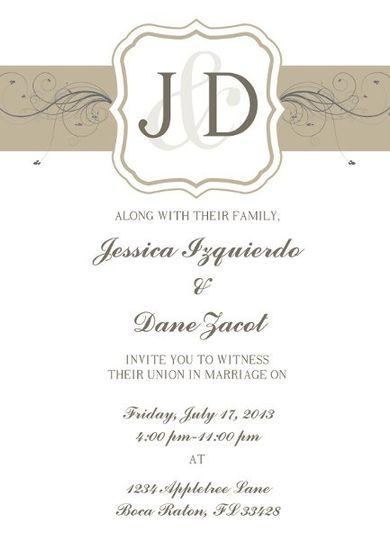 lbp templates invitations boca raton fl weddingwire