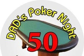 DADs Poker Night Casino Party Rentals