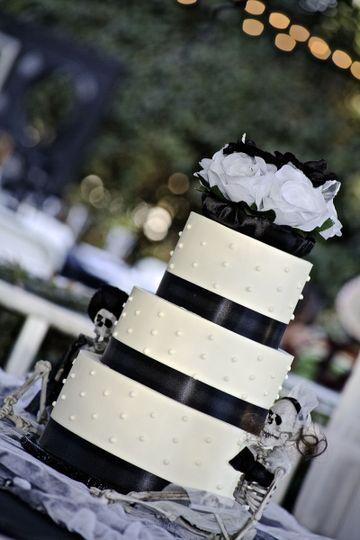 Wedding_Halloween Theme_Cake